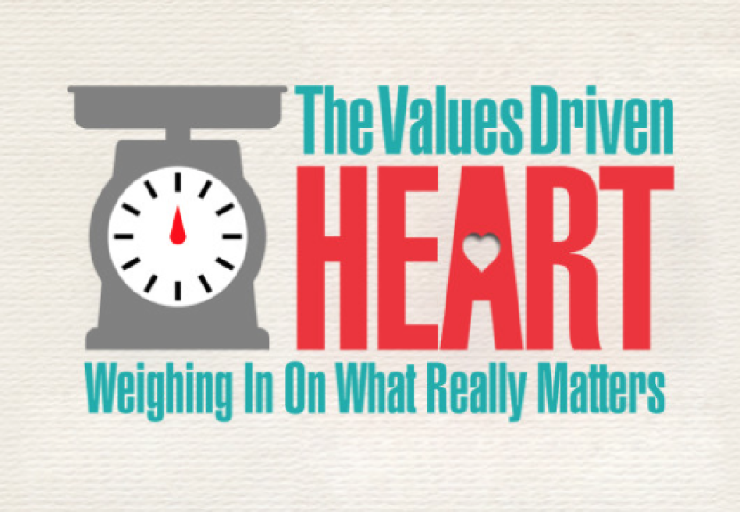 The Values Driven Heart