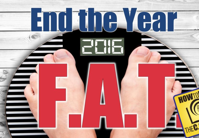End the Year F.A.T.